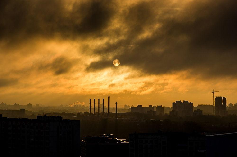 proteggersi dallo smog